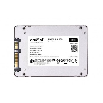 DYSK CRUCIAL MX500 500GB SSD SATA 2,5