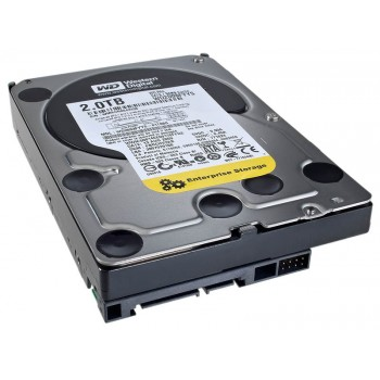 DYSK WD IBM NETAPP 2TB SATA 7.2K 3G 3,5 WD2003FYYS