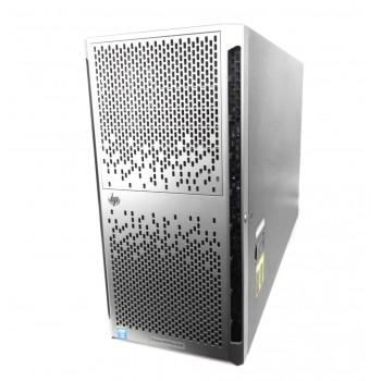 2xWIN2012 STD+HP ML350p G8 2xE5 48GB 2xSSD 6xHDD