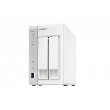 SERWER NAS QNAP TS-231P 2x3,5 1GB 3xUSB 3.0 2xLAN