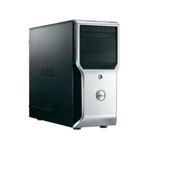 DELL T1600 3.3QC E3-1245 16GB 500GB K600 WIN 7