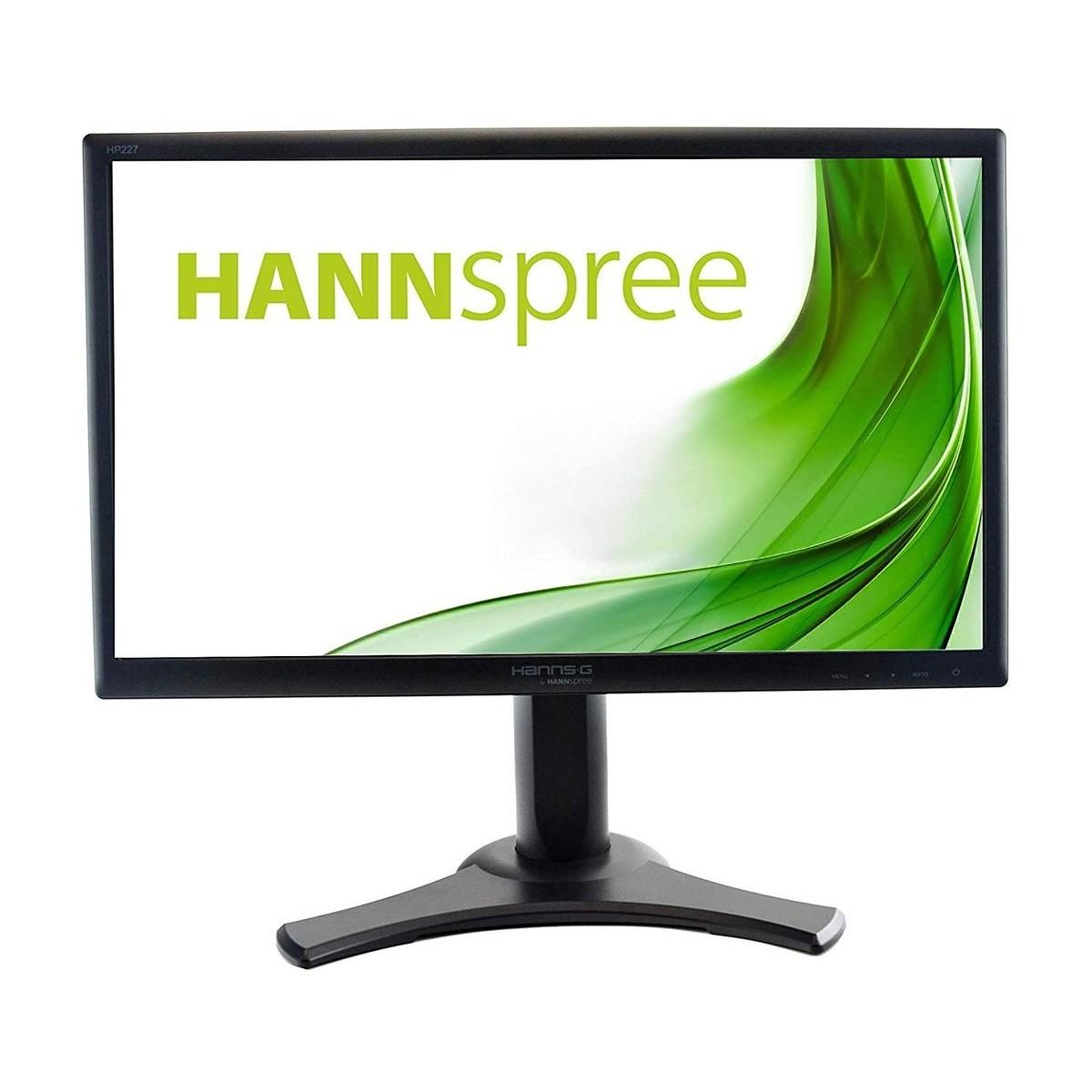 HANNS.G HP227DJB LED 22' FHD DVI VGA KL.A-