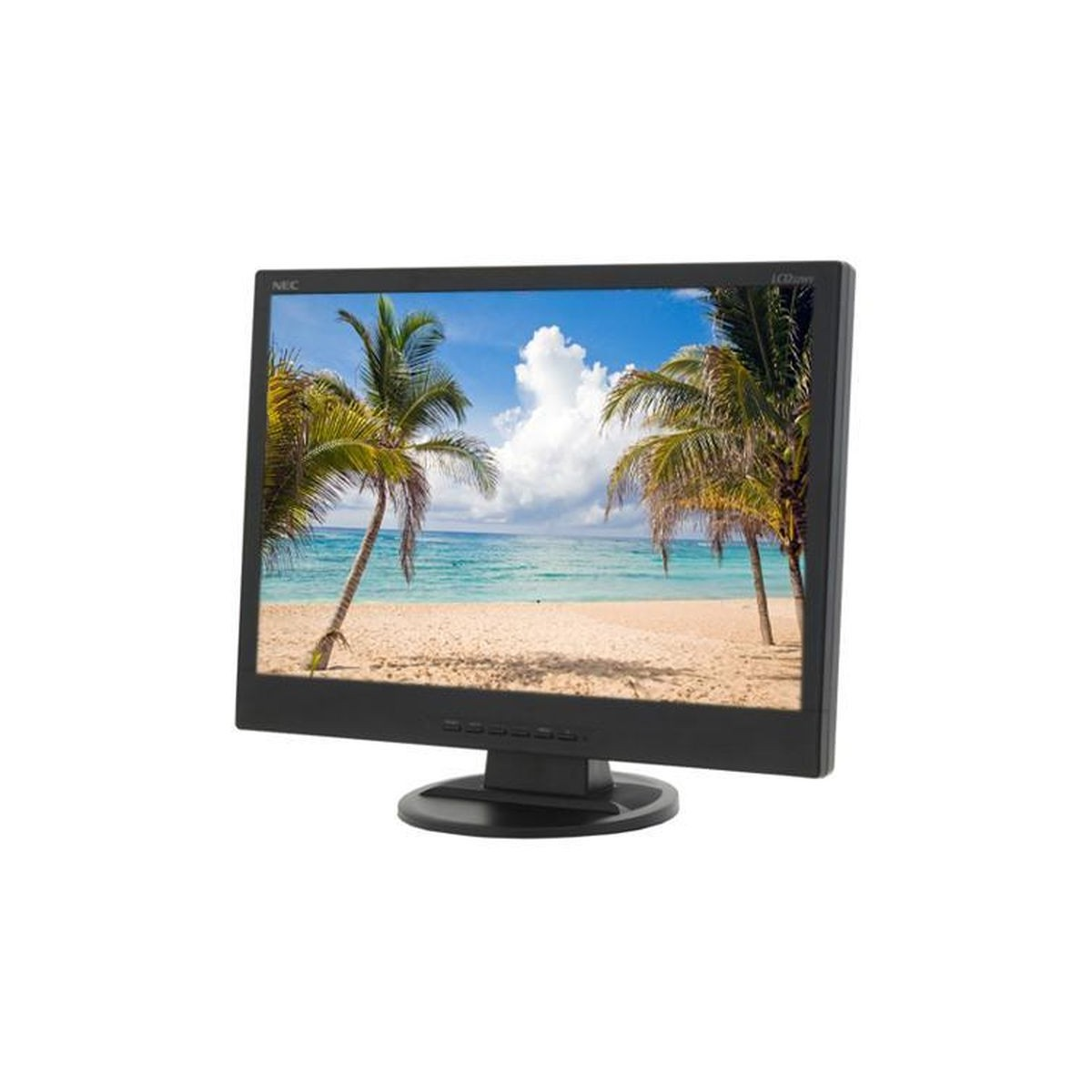 NEC AccuSync LCD22WV-BK TN LCD 22' VGA KL.A-