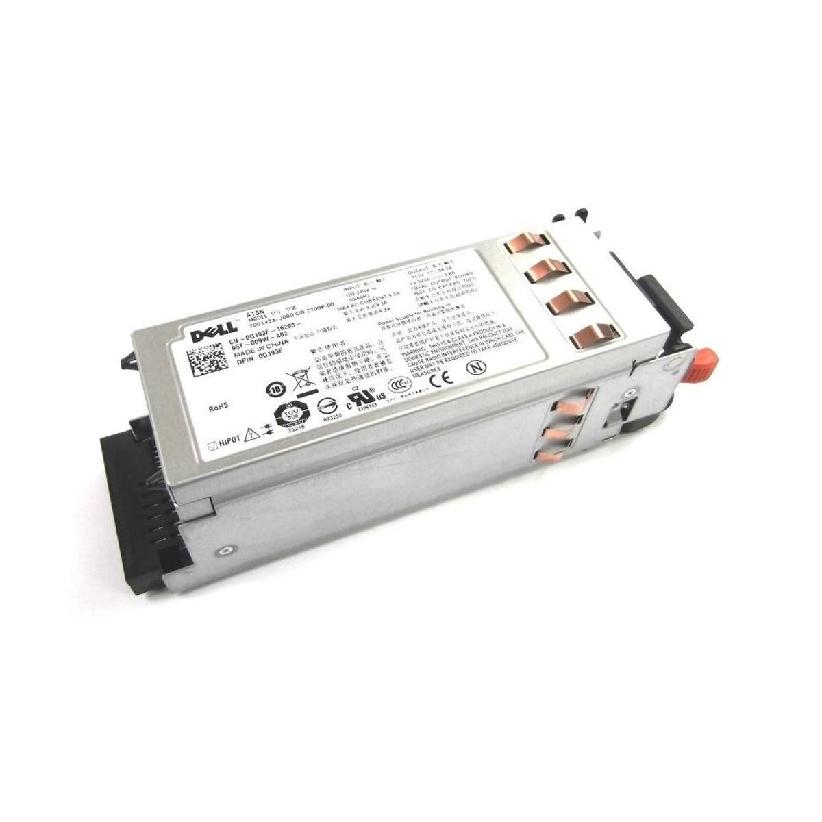 Zasilacz Dell PowerEdge R805 0G193F Z700P-00 700W