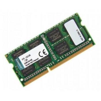 PAMIEC KINGSTON 8GB PC3L-12800S SODIMM KTD-L3CL/8