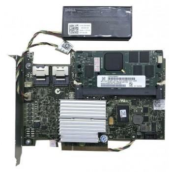 DELL PERC H700 6GBS SAS SATA SSD 512MB BATT 0W56W