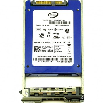 DYSK DELL PLIANT 149GB SSD SAS 3G 2,5 RAMKA X1MCH