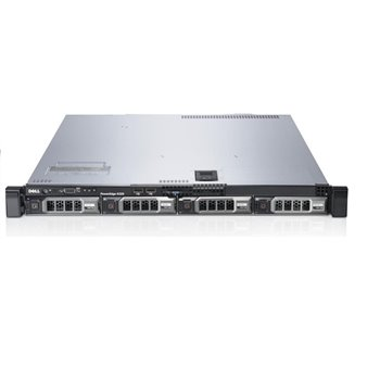 DELL R320 E5 v2 QC 16GB 2x2TB SAS H310 DRAC