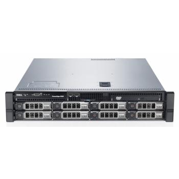 DELL R530 2xE5-2630 v3 8C 32GB DDR4 8x4TB H730
