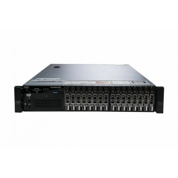 DELL R720 2xE5 32GB 2x500 SSD 2x900 H710p 2xPSU