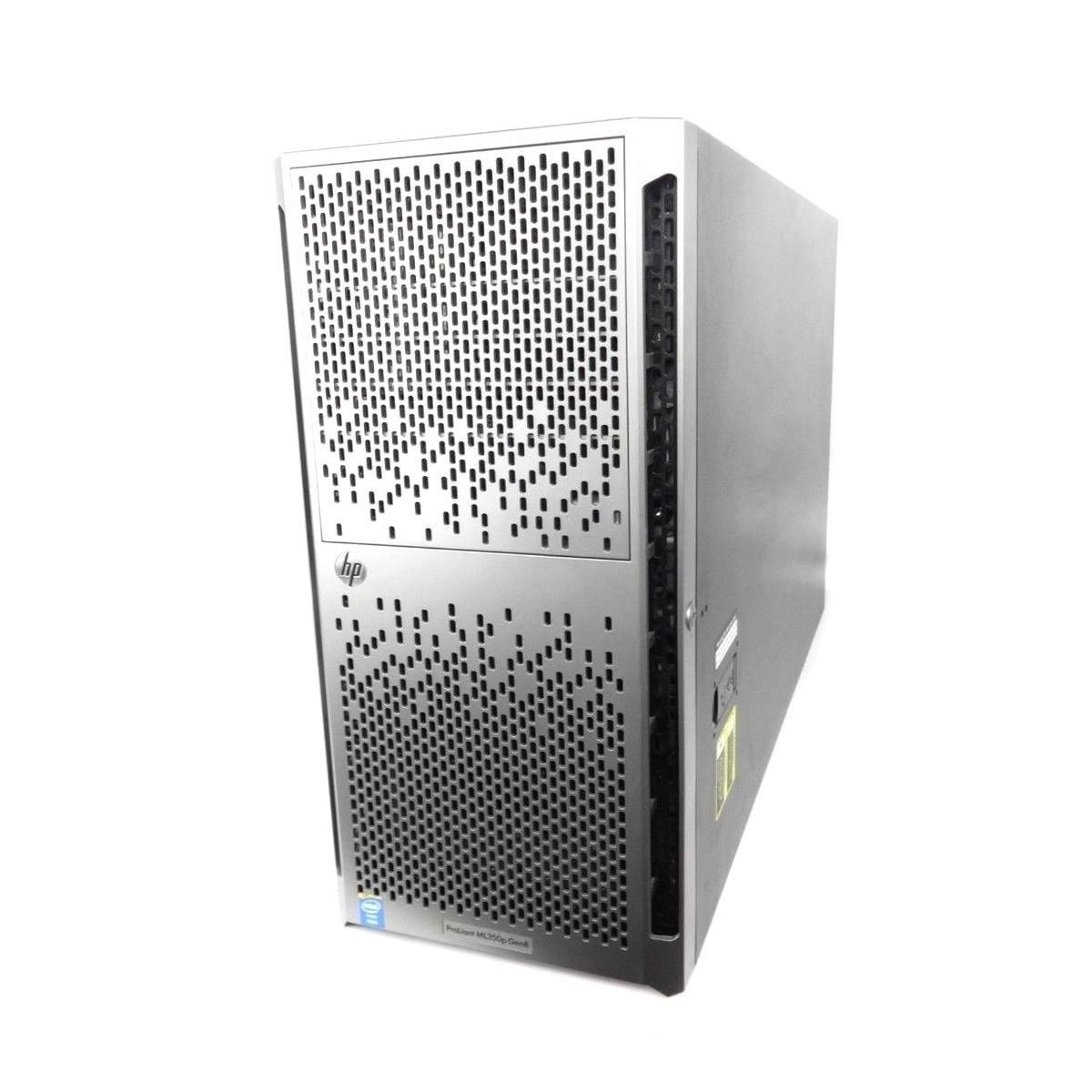 HP ML350p Gen8 2xE5 16GB 3x600GB SAS 2xPSU P420i