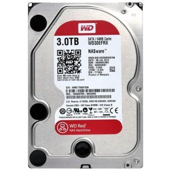 DYSK WD RED 3TB SATA 6G 5.4K 3,5 NAS WD30EFRX