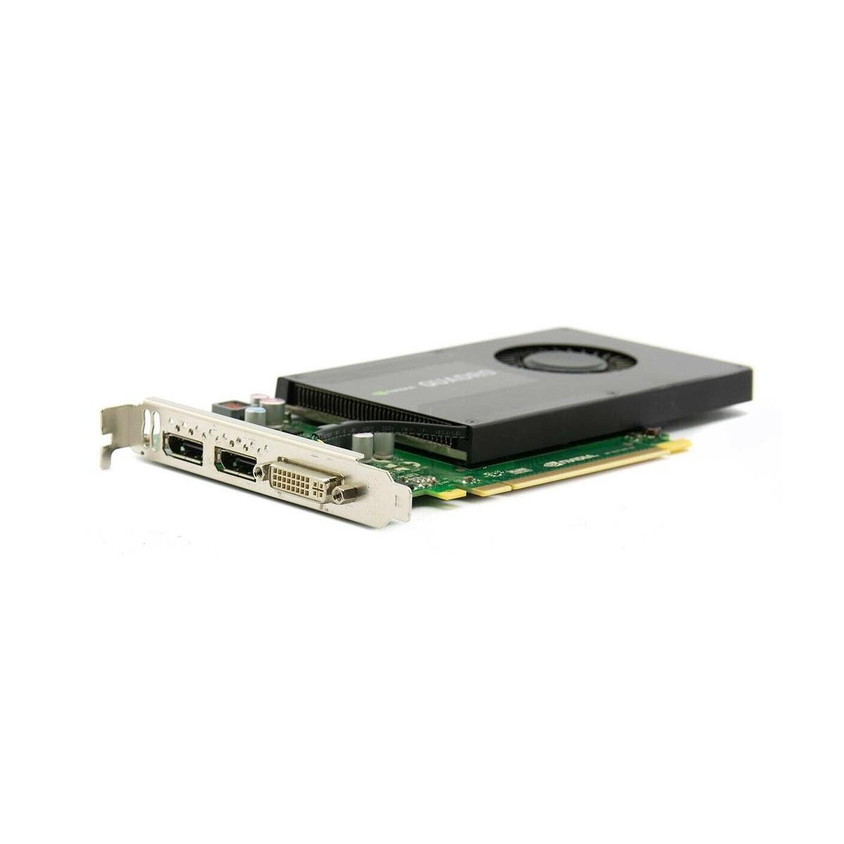 GRAFIKA HP QUADRO K2200 4GB DDR5 2xDP 1xDVI