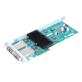 NETAPP 4-PORT 10GB/S PCI-E HBA ADAPTER +4xGBIC