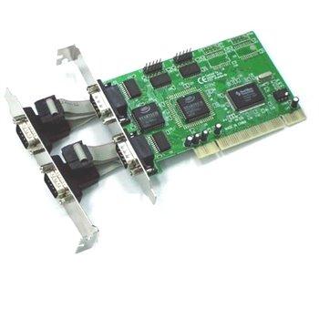KARTA SZEREGOWA 4-PORTOWA NM9745 PCI 4xCOM