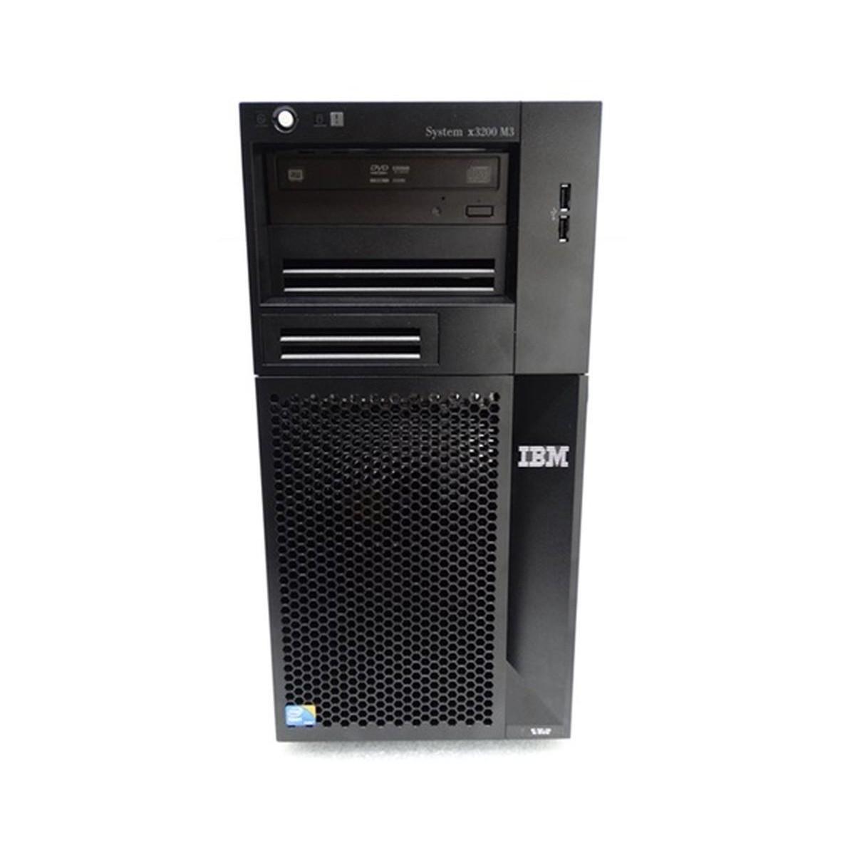 IBM X3200 M3 3.06 i3 540 8GB 2x250GB SATA