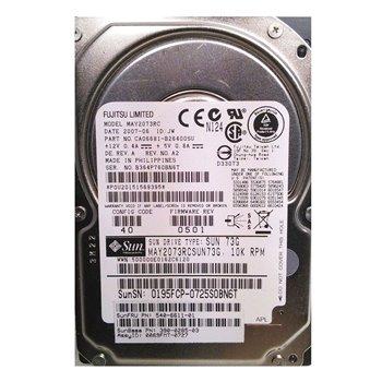 DYSK SUN 73GB SAS 10K 3G 2,5'' 540-6611-01