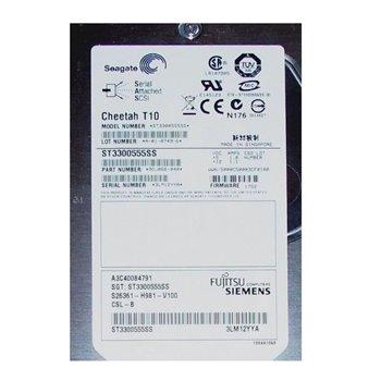 DYSK FUJITSU 300GB SAS 10K 3,5 S26361-H981-V100