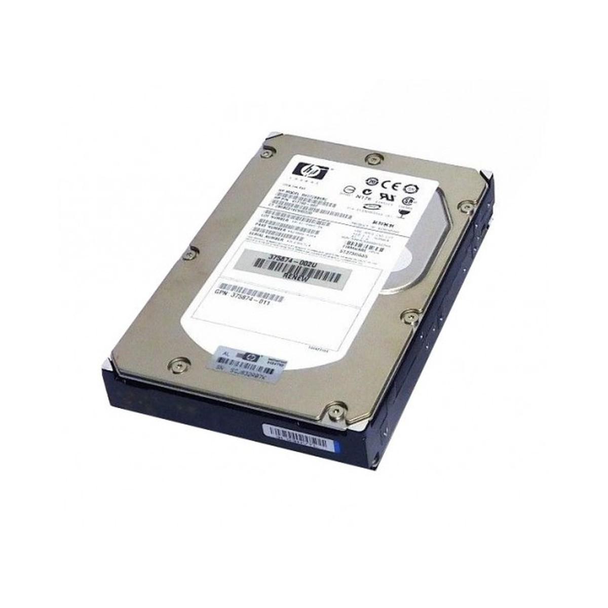 DYSK HP 300GB SAS 15K 3G 3,5'' 431943-004 GW FV