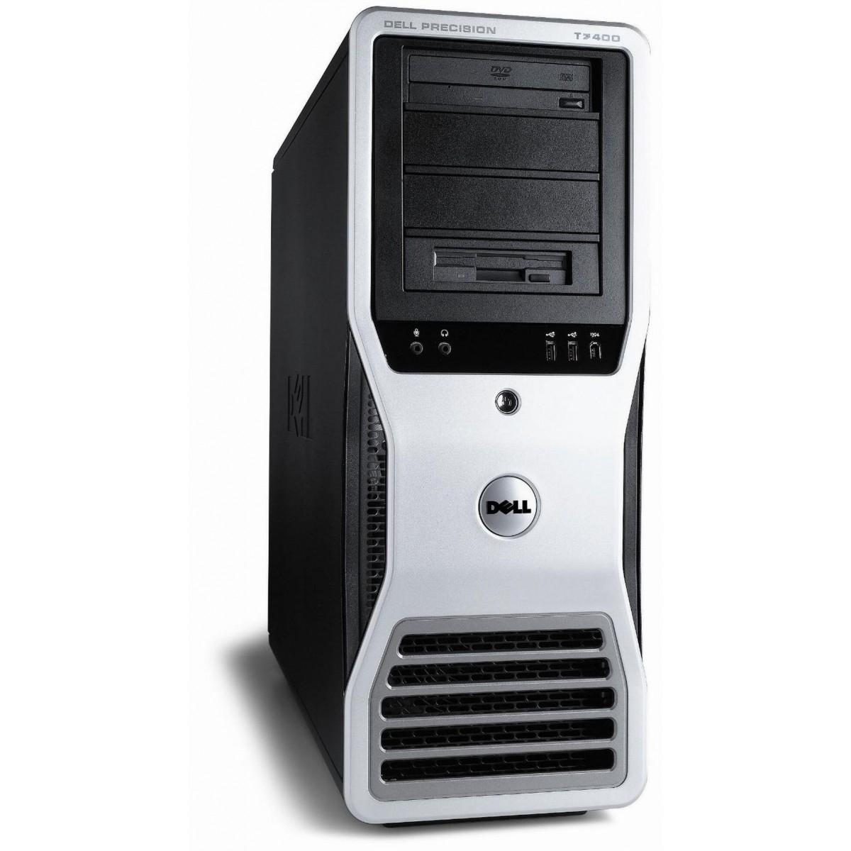 DELL T7400 3.00QC X5450 8GB 500GB FX3700 WIN10 PRO