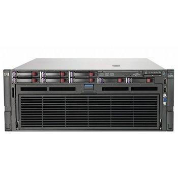 HP DL580 G7 2x2.26 8-CORE 32GB 2x146GB SAS 4xPSU P410i
