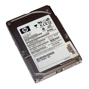 DYSK HP 72GB SAS 10K 3G 2,5 375696-002 375863-004