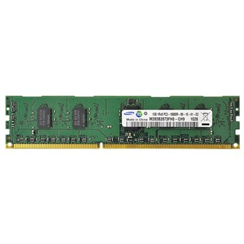 PAMIEC SAMSUNG 1GB 1Rx8 PC3-10600R M393B2873FH0