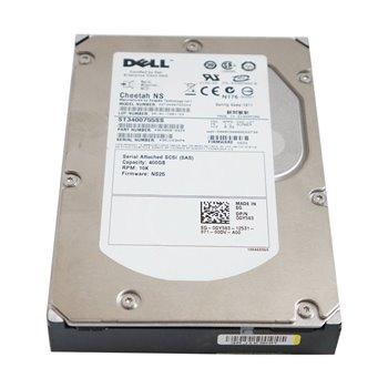DELL SEAGATE CHEETAH NS 400GB SAS 10K 3G 3,5 0GY583