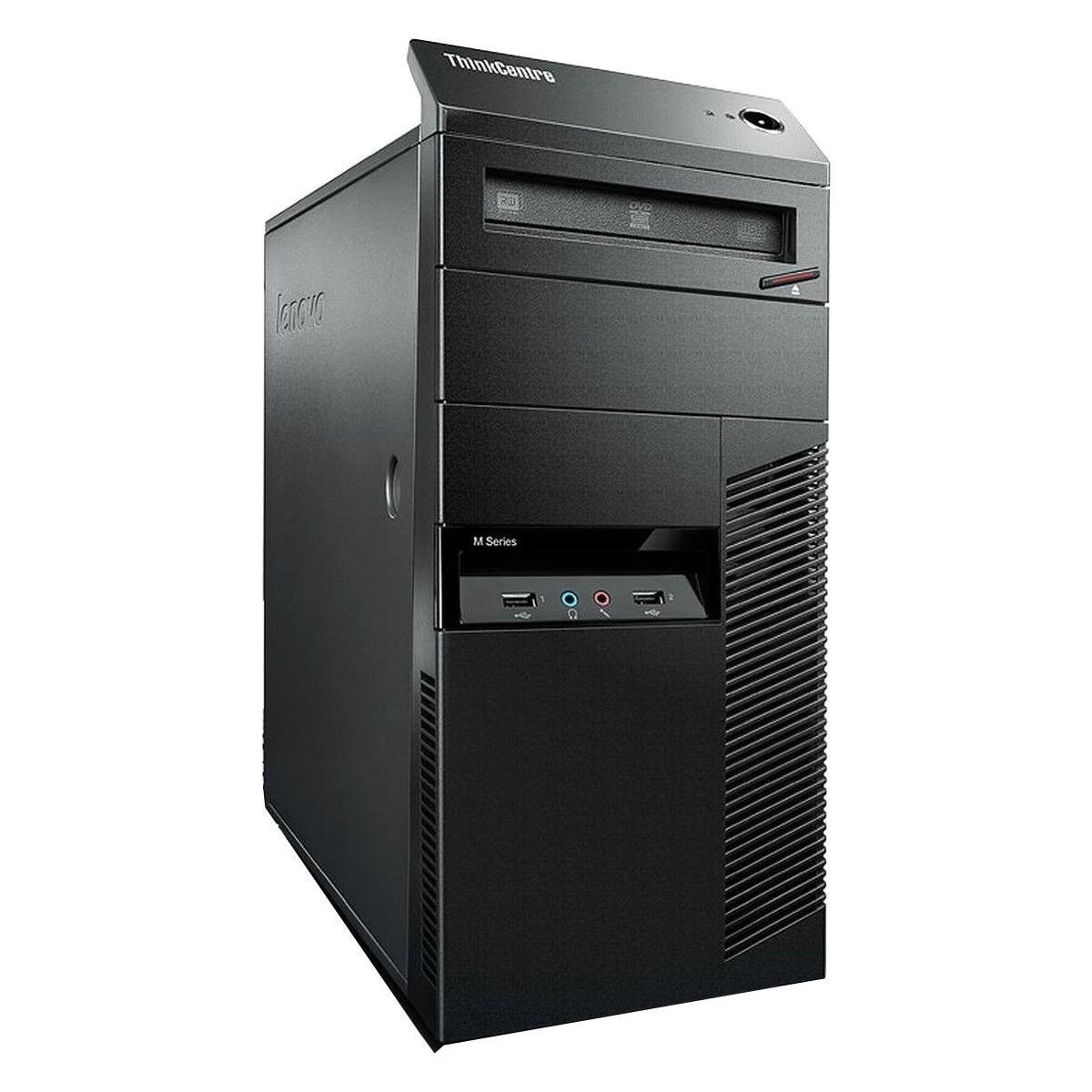 LENOVO M92p 3.30 i5 3550 4GB 120GB SSD WIN7 PRO