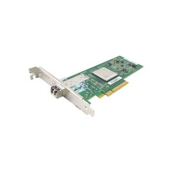 DELL QLOGIC QLE 2560 8Gb HBA PCI-E FC GBIC 06H20P