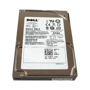 DYSK DELL 146GB SAS 10K 3G 16MB 2,5 0CM318