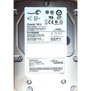DYSK FUJITSU 146GB SAS 15K 3,5 A3C40096035