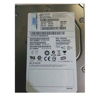DYSK TWARDY IBM 300GB SAS 10K 3,5'' 39R7344 26K839