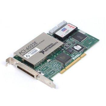 NATIONAL INSTRUMENTS PCI-6032E 100KS/S 16-BIT