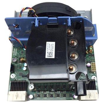 RISER 2 CPU RAM WENTYLATOR RADIATOR DELL T5500