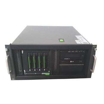 FUJITSU TX200 S6 RACK 2xQC 16GB 2x300 WIN2008 R2 STD