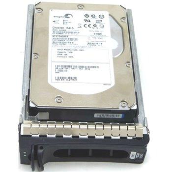 """DYSK DELL73GB 15K SAS 3,5"""" XT763 z ramką"""