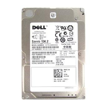 DELL SAVVIO 15K.2 146GB SAS 15K 6G 2,5 0X162K