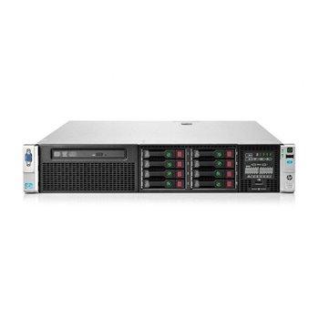 HP DL380e G8 2xE5 2470 8CORE 64GB 2x600 SAS P420i