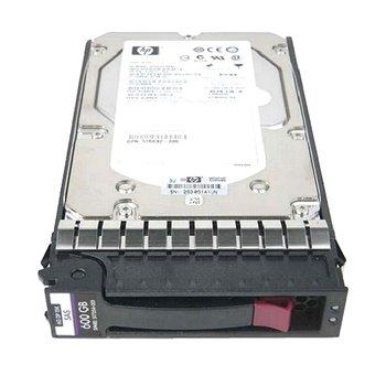 DYSK HP 600GB SAS 15K 6G 3,5 RAMKA 516810-003
