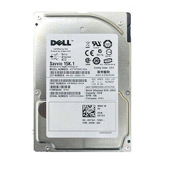 DELL SAVVIO 15K.1 73GB SAS 3G 2,5 XT764