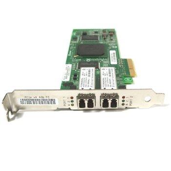 HP FC 2x4GB QLOGIC QLE2462 PCI-E x4 407621-001