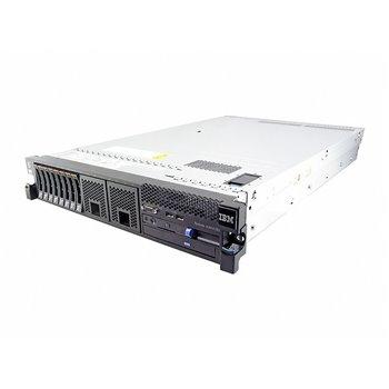 IBM x3650 M3 2x 2.13QC 64GB 2x250 SSD 2xPSU M5015