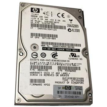 DYSK HP 300GB SAS 10K 6G 2,5 518194-002