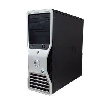 DELL T5400 2,83QC E5440 4GB 180SSD V7600 WIN10 PRO