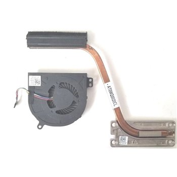 RADIATOR WENTYLATOR LATITUDE E5440 055RTX 087XFX