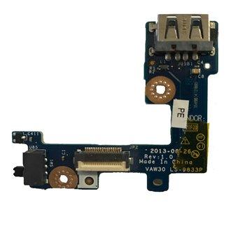 MODUŁ USB DO DELL LATITUDE E5440 LS-9833P