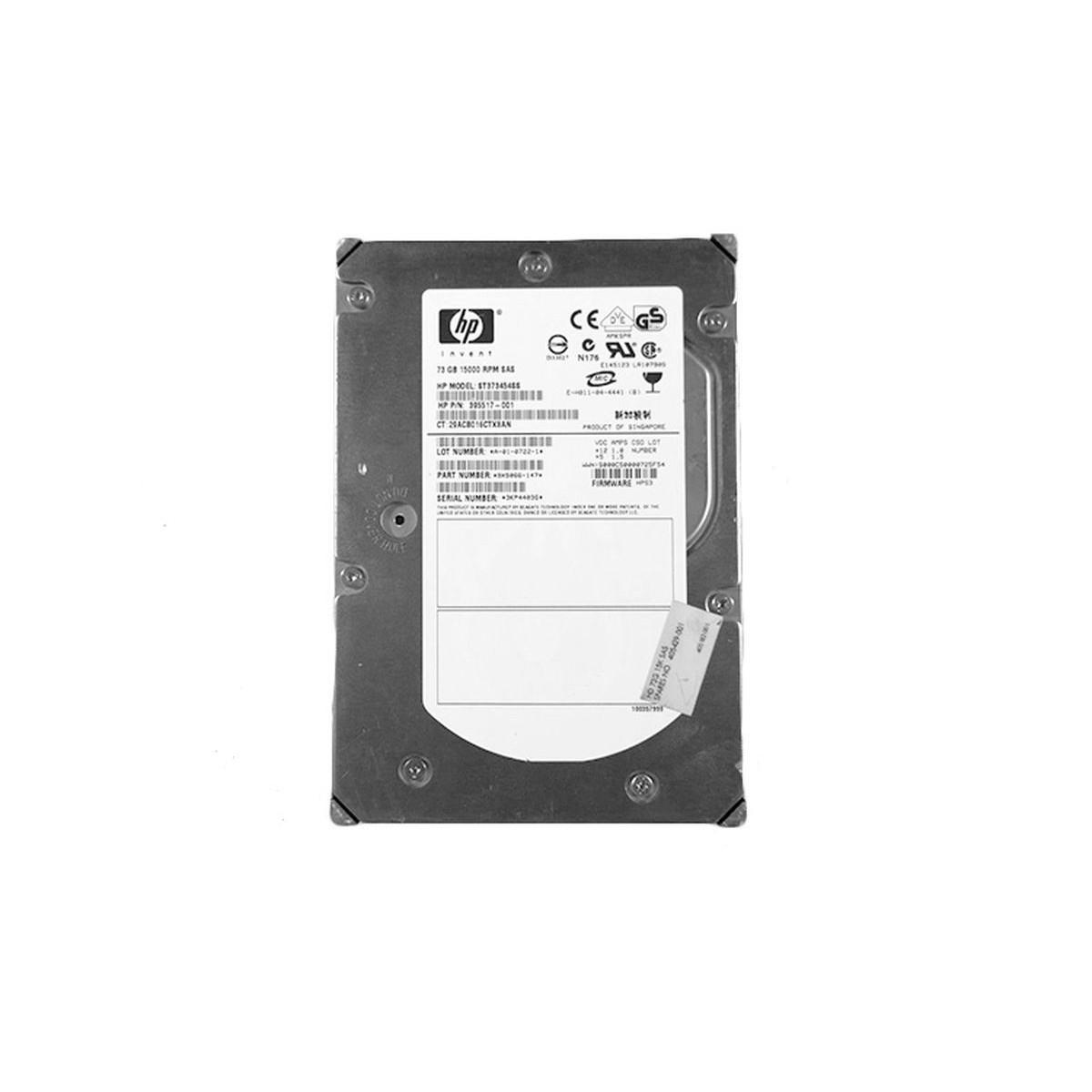 Szyny rack HP DL380 G2/G3 301041-001 BEZ PROWADNIC