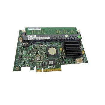 DELL PERC 5i SAS PCIe 256MB RAID KONTROLER 0TU005