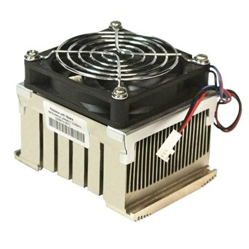RADIATOR HP ML110 G1 G2 348628-001 Z WIATRAKIEM